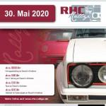 Das Plakat der 6. RHC