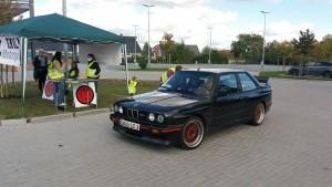 BMW M3 E30 Teilnehmer bei der 6. Rhein-Hunsrück-Classic Oldtimer und Youngtimer Rallye Ausfahrt