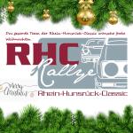 FROHE WEIHNACHTEN wünscht RHC-Rallye
