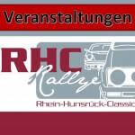 Termine auf RHC-Rallye