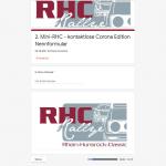 Online-Nennung Mini-RHC