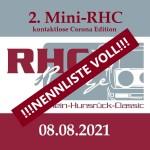 Nennliste für 2. Mini-RHC voll